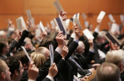 Mitgliederversammlung am 06. März 2015 um 17:00 Uhr