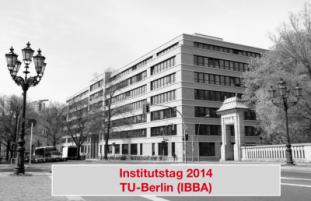 12. IBBA Inst.Tag 2014 (IBBA TU-Berlin)