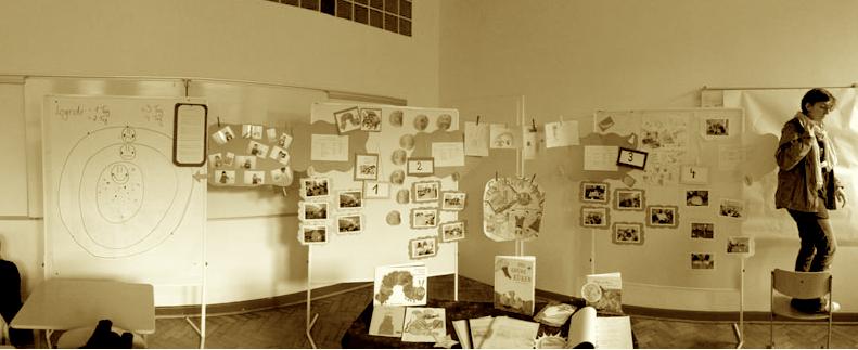 Projektskizze zur Durchführung von Projektunterricht im Fach Arbeitslehre / WAT